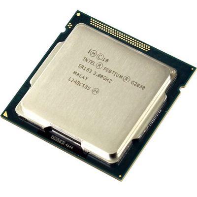 Процессор Intel Pentium G2030 3.0 GHz / 2core / SVGA HD Graphics / 0.5+3Mb / 55W / 5 GT / s LGA1155 OEM CM8063701450000 S R163 IN