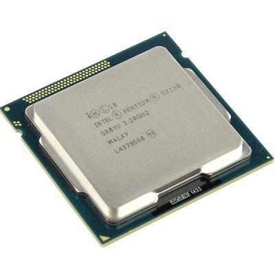 ��������� Intel Pentium G2130 3.2 GHz / 2core / SVGA HD Graphics / 0.5+3Mb / 55W / 5 GT / s LGA1155 CM8063701391200S R0YU IN