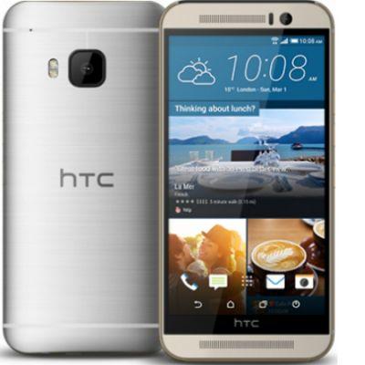 Смартфон HTC One M9 Серебристый 99HADF188-00