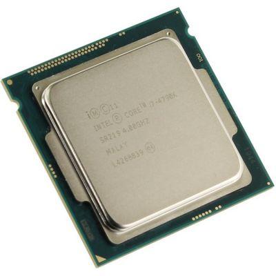 ��������� Intel Core i7-4790K 4.0 GHz / 4core / SVGA HD Graphics 4600 / 1+8Mb / 88W / 5 GT / s LGA1150 OEM CM8064601710501SR219