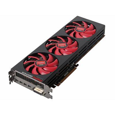 ���������� Sapphire 6Gb PCI-E FirePro S10000 GDDR5, 256 bit, DVI, 4*mDP, Retail 31004-39-40G