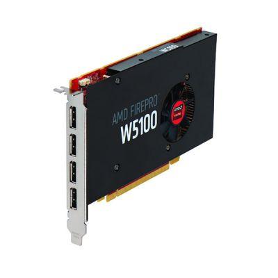 Видеокарта Sapphire 4Gb PCI-E FirePro W5100 GDDR5, 128 bit, 4*DP, Retail 31004-52-40A