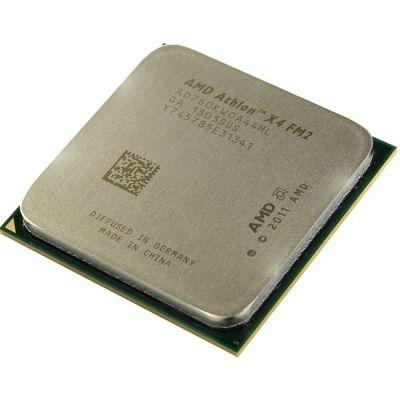 Процессор AMD Athlon II X4 760K Socket-FM2 (3.8/2000/4Mb) OEM AD760KWOA44HL