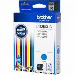 ��������� �������� Brother �������� LC525XLC cyan