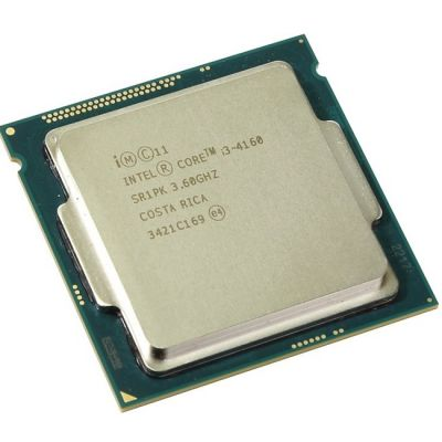 ��������� Intel CPU Intel Core i3-4160 CM8064601483644S R1PK