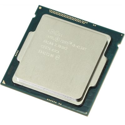 Процессор Intel Core i3-4130T 2.9 GHz / 2core / SVGA HD Graphics 4400 / 0.5+3Mb / 35W / 5 GT / s LGA1150 OEM CM8064601483515SR1NN