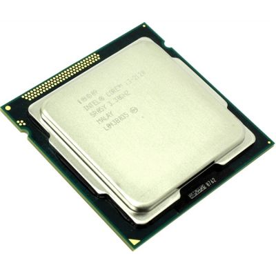Процессор Intel Core i3-2120 3.3 GHz / 2core / SVGA HD Graphics 2000 / 0.5+ 3Mb / 65W / 5 GT / s LGA1155 CM8062301044204SR05Y