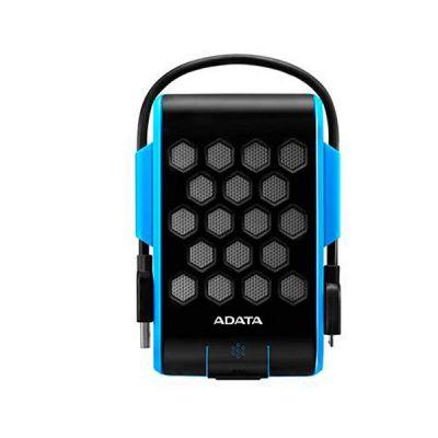 "Внешний жесткий диск ADATA 1 Tb HD720, 2,5"" , USB 3.0, прорезиненный, синий AHD720-1TU3-CBL"