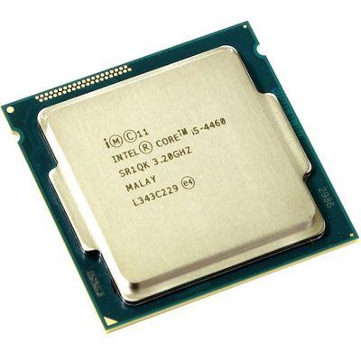 Процессор Intel Core i5-4460 3.2 GHz / 4core / SVGA HD Graphics 4600 / 1+6Mb / 84W / 5 GT / s LGA1150 OEM CM8064601560722S R1QK