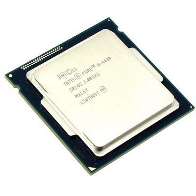 Процессор Intel Core i5-4430 3.0 GHz / 4core / SVGA HD Graphics 4600 / 1+6Mb / 84W / 5 GT / s LGA1150 OEM CM8064601464802SR14G