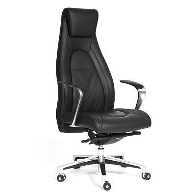 Офисное кресло Chairman Fuga (черный)