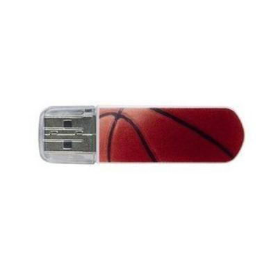 Флешка Verbatim 8GB Sport Edition, USB 2.0, Баскетбол 98507