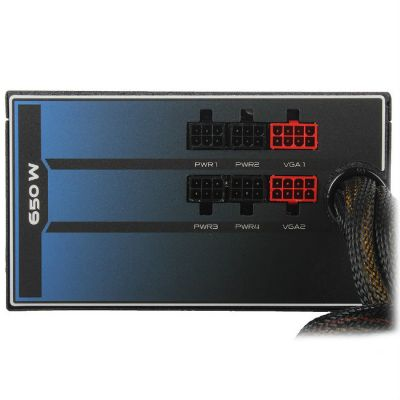 Блок питания Chieftec 650W Retail BPS-650C2 [NITRO II 85+]