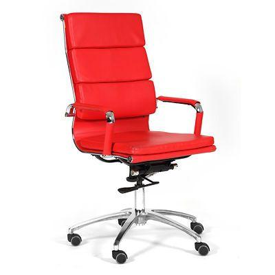 Офисное кресло Chairman 750 (красный)