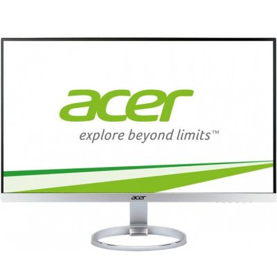 Монитор Acer H277Hsmidx черный UM.HH7EE.001