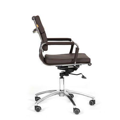 Офисное кресло Chairman 750M (коричневый)