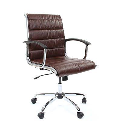 Офисное кресло Chairman 760M (коричневый)