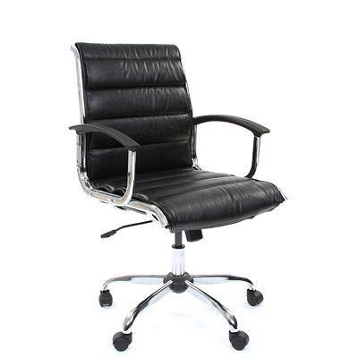 Офисное кресло Chairman 760M (черный)