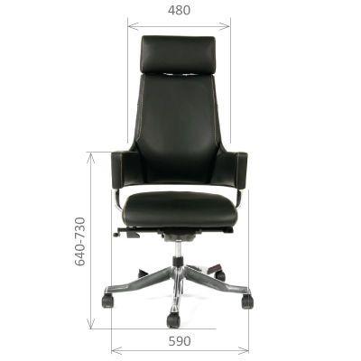 Офисное кресло Chairman 260 (черный)