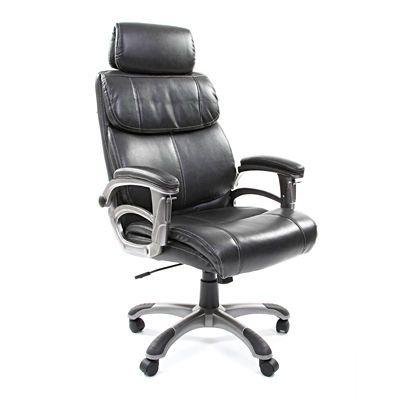 Офисное кресло Chairman 433 (темно-серый)