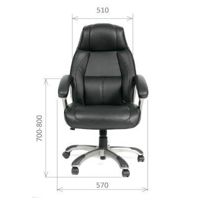 Офисное кресло Chairman 436 (черный)