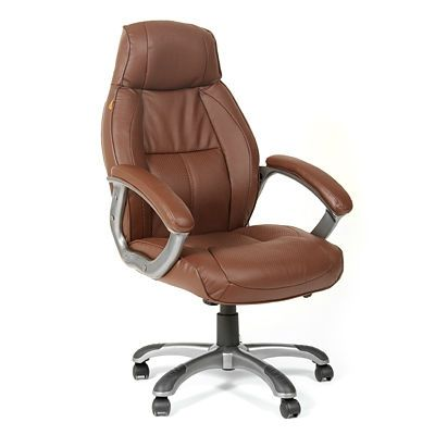 Офисное кресло Chairman 436 (коричневый)
