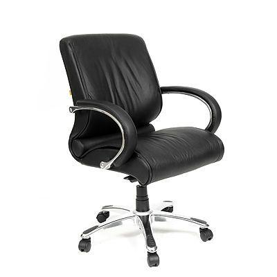 Офисное кресло Chairman 444 (черный)