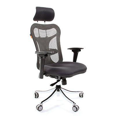 Офисное кресло Chairman 769 (серый)