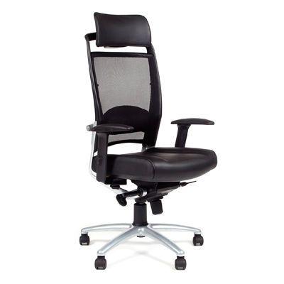 Офисное кресло Chairman Ergo 281A (черный)