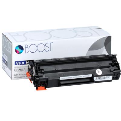 ��������� �������� ����������� Boost ��� HP LJP1102 Black 1600 ���. Type 9.0 CE285A