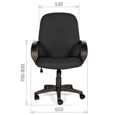 Офисное кресло Chairman 279M (серый) Ткань JP 15-1