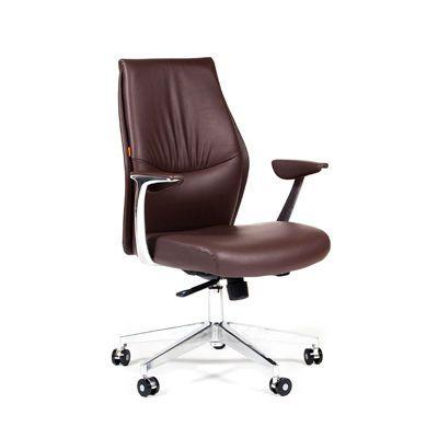 Офисное кресло Chairman Vista M (коричневый)
