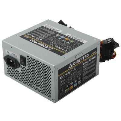 Блок питания Chieftec 400W OEM GPA-400S8 [iARENA]
