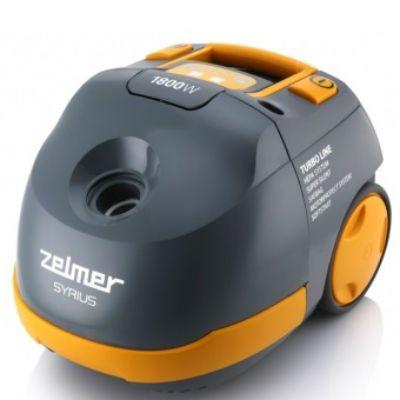 Пылесос Zelmer ZVC412STRU серый