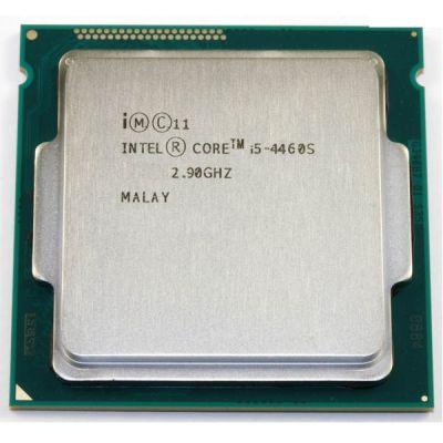 Процессор Intel Core i5-4460s 2.9 GHz / 4core / SVGA HD Graphics 4600 / 1+6Mb / 65W / 5 GT / s LGA1150 OEM CM8064601561423SR1QQ