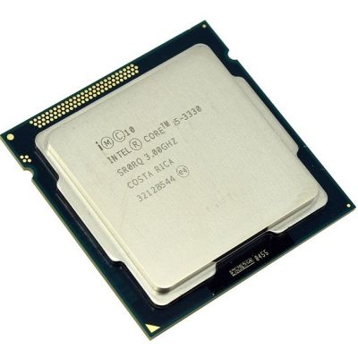 Процессор Intel Core i5-3330 3.0 GHz / 4core / SVGA HD Graphics 2500 / 1+6Mb / 77W / 5 GT / s LGA1155 CM8063701134306 S R0RQ IN