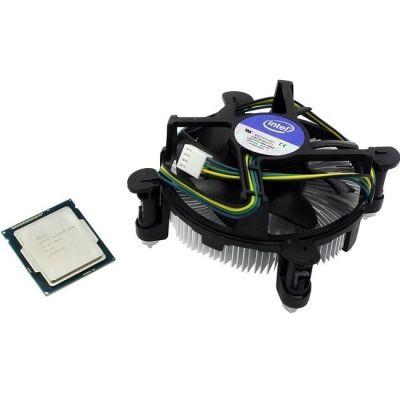 ��������� Intel Core i7-4770 3.4 GHz / 4core / SVGA HD Graphics 4600 / 1+8Mb / 84W / 5 GT / s LGA1150 BOX BX80646I74770SR149