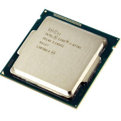 Процессор Intel Core i7-4770S 3.1 GHz / 4core / SVGA HD Graphics4600 / 1+8Mb / 65W / 5 GT / s LGA1150 OEM CM8064601465504SR14H