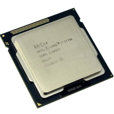 ��������� Intel Core i7-3770K 3.5 GHz / 4core / SVGA HD Graphics 4000 / 1+8Mb / 77W / 5 GT / s LGA1155 OEM CM8063701211700SR0PL