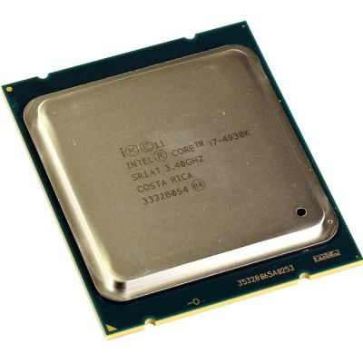 ��������� Intel Core i7-4930K 3.4 GHz / 6core / 1.5+12Mb / 130W / 5 GT / s LGA2011 OEM CM8063301292702SR1AT