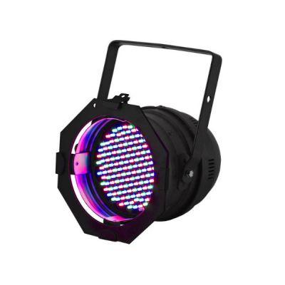 Adj Светодиодный прожектор LED PAR64 plus short black