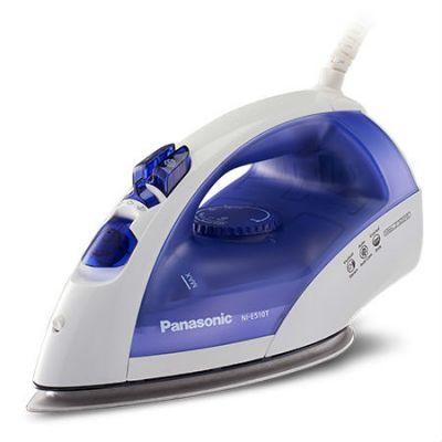 Утюг Panasonic NI-E510TDTW белый/синий
