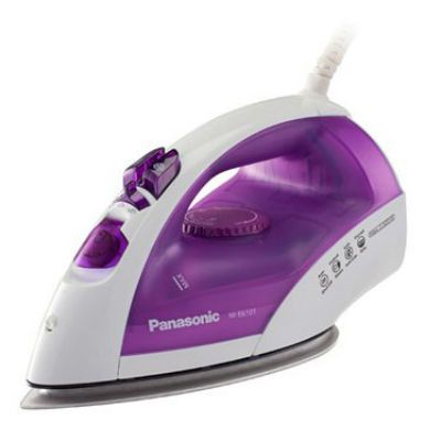 Утюг Panasonic NI-E610TVTW фиолетовый/белый