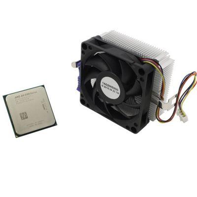 Процессор AMD A4 X2 5300 FM2 (3.4/1Mb/Radeon HD 7480) BOX AD5300OKHJBOX