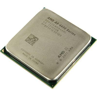 Процессор AMD A8 X4 6600K Socket-FM2 (3.9/5000/4Mb/Radeon HD 8570D) OEM AD660KWOA44HL