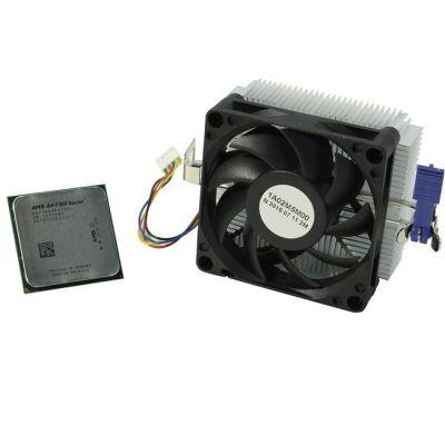 Процессор AMD A4 7300 Socket-FM2 (3.8GHz/5000MHz/1Mb/AMD Radeon HD 8470D) Box AD7300OKHLBOX