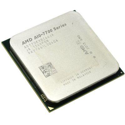 ��������� AMD A10 X4 7700K Socket-FM2+ (3.4/5000/4Mb/Radeon R7) Kaveri OEM AD770KXBI44JA