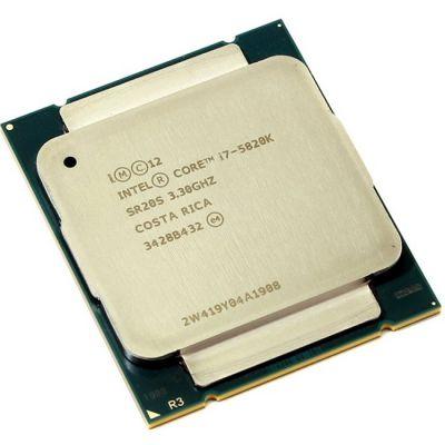 ��������� Intel Core i7-5820K 3.3 GHz / 6core / 1.5+15Mb / 140W / 5 GT / s LGA2011-3 OEM CM8064801548435SR20S