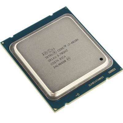 Процессор Intel Original Core i7 X4 4820K Socket-2011 (3.7/5000/10Mb) OEM CM8063301292805S R1AU