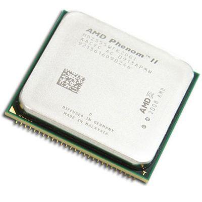 ��������� AMD Phenom II X2 555 AM3 (3.2/2000/7Mb) OEM HDZ555WFK2DGM